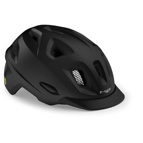 MET Mobilite MIPS Helmet, black matte